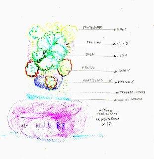 Diseño de Bosques comestibles