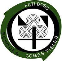 Logo Bosque Comestible de Pati Bosc