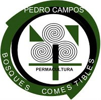 Logo Bosque Comestible de Pedrocampos