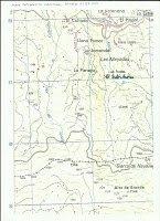 Localización del bosque comestible del Subiuriu 2