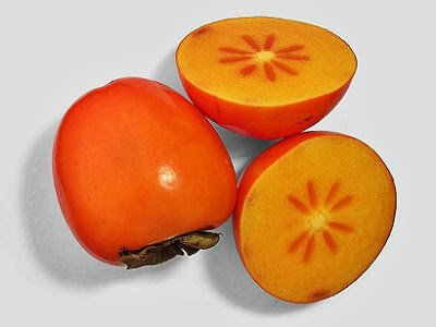 Kaki - Arboles frutales para un bosque de alimentos