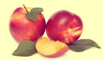 Nectarinas - Arboles frutales para un bosque de alimentos