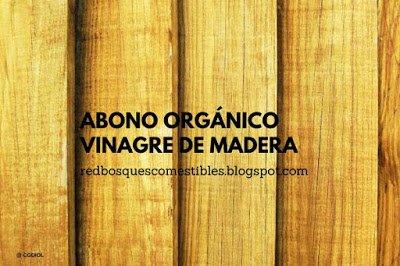 Vinagre de Madera, Cómo Hacerlo.