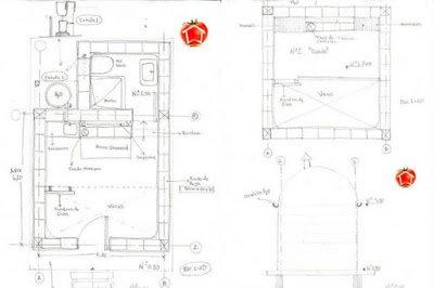 Diseño de Casa de Paja para el Bosque Comestible de Villalba de la Sierra