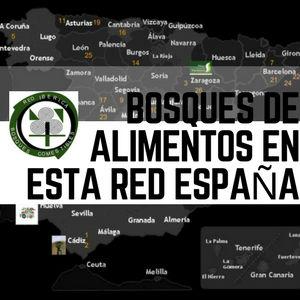 Bosques de Alimentos en España