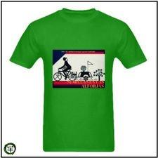 Camiseta Verde para Hombre