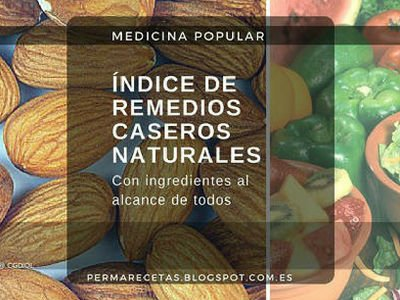 Remedio Naturales de los Bosques Comestibles