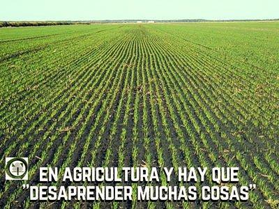 Desaprender de la Agricultura,