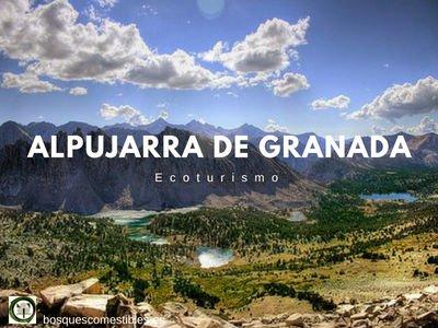 Ecoturismo, La Alpujarra de Granada
