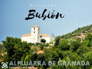 Bubión, Alpujarra de Granada