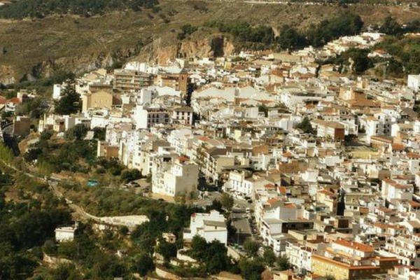 Lanjarón, Granada.