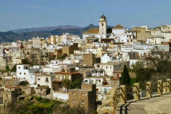 Lanjarón Pueblo de Granada
