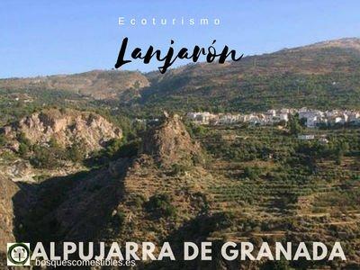 Lanjarón, Alpujarra de Granada