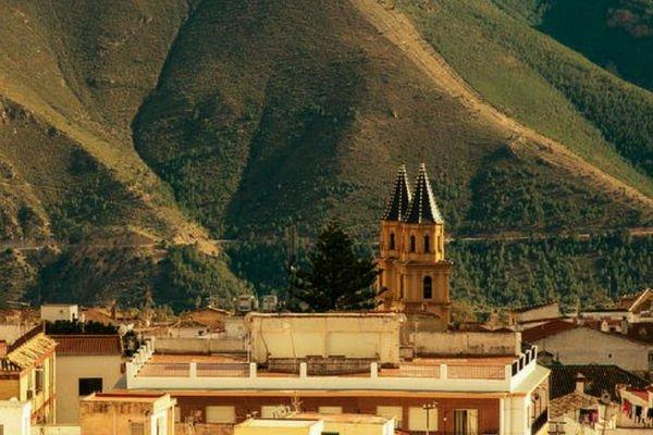 Órgiva Granada