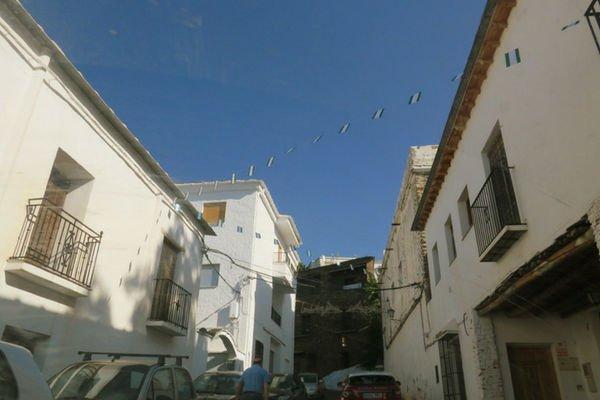 Pitres, Granada.