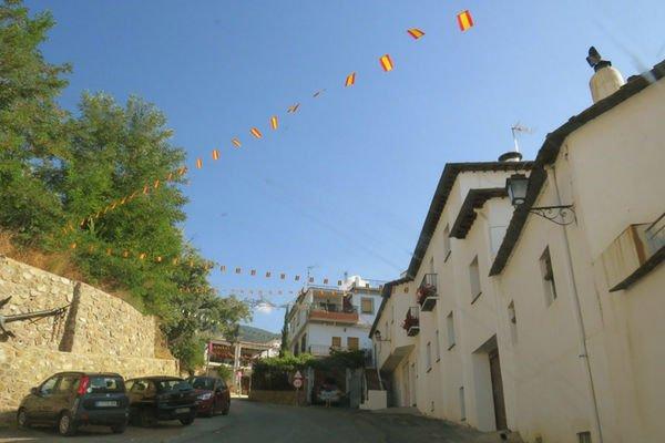 Pitres, Pueblo de Granada.