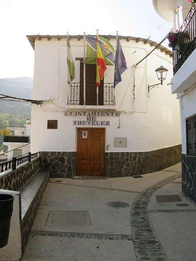 Trevélez, Ayuntamiento.