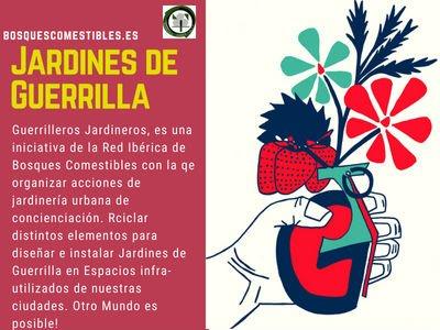 Jardines de Guerrilla