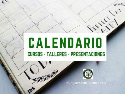 Calendario Bosques