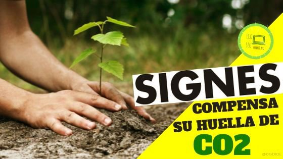 Signes, Empresas que Plantan Arboles
