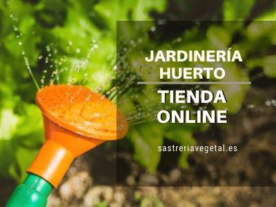 tienda online jardinería y huerto
